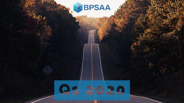 BPSAA Q1 2020 Update
